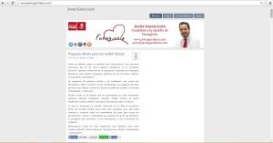 blog JavierGarcÃ-aLeón