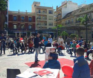 Foto Asamblea Fuengirola en Igualdad