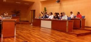 PSOE en el Pleno de ayer