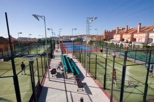 centro de raquetas