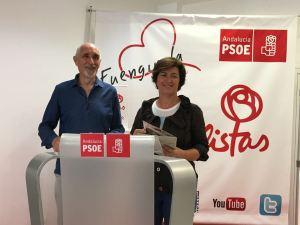 Antonio Morales y Carmen Segura
