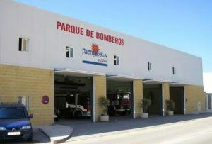 Parque de Bomberos de Fuengirola